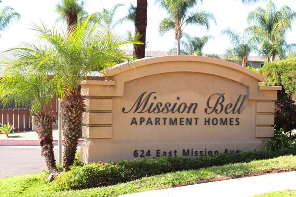 Take a tour today and see Exteriors 14 for yourself at the Mission Bell Apartments