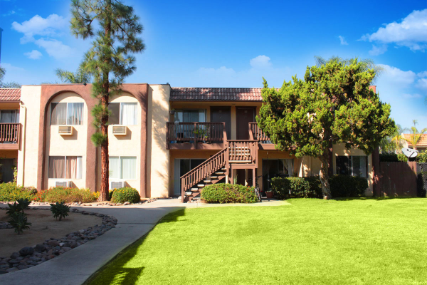 This Exteriors 7 photo can be viewed in person at the Mission Bell Apartments, so make a reservation and stop in today.