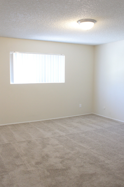 This image is the visual representation of Interiors 15 in Mission Bell Apartments.
