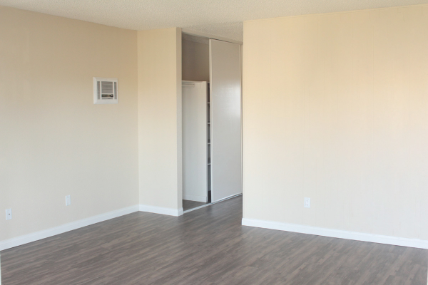 This Interiors 7 photo can be viewed in person at the Mission Bell Apartments, so make a reservation and stop in today.